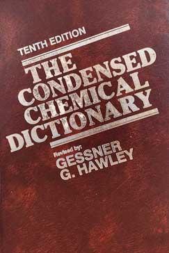 دیکشنری انگلیسی شیمی